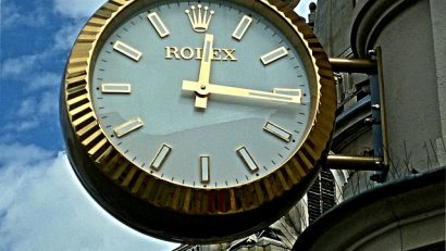 Fossil, Rolex, Swatch