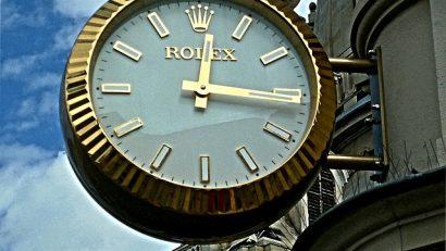 Fossil, Rolex, Swatch