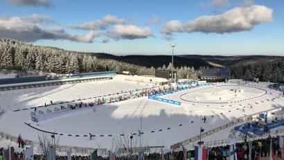 Verdienste im Biathlon